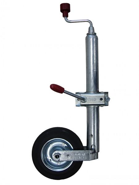 Опорное колесо с хомутом